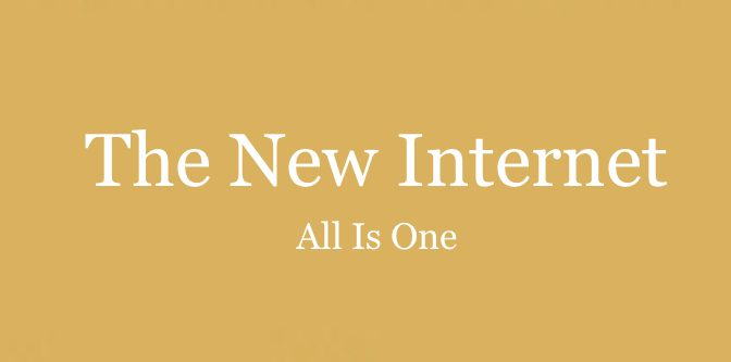 The New Internet