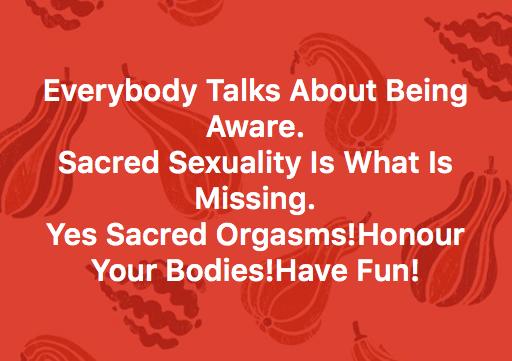 How Sacred Sexuality Heals Shame & Trauma