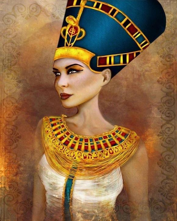 Queen An-Ra -Erena Velazquez-