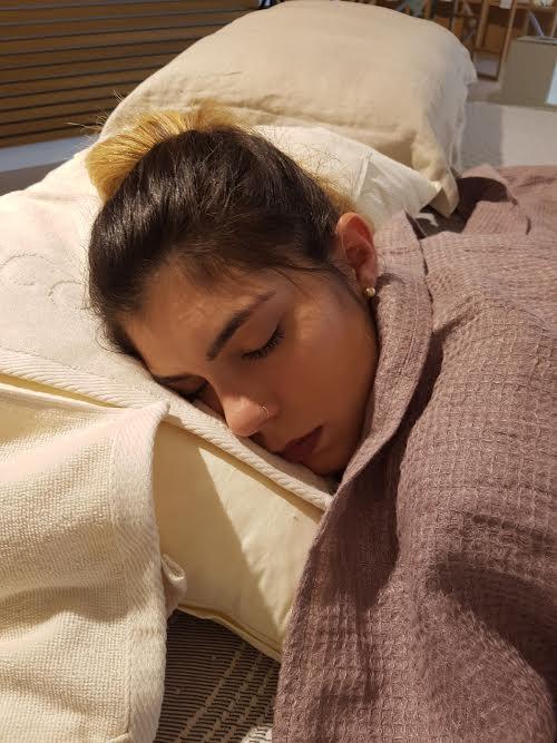 Sleep Bathing, a Galactic Spa Experience-Commander Ashian via Jennifer Crokaert-